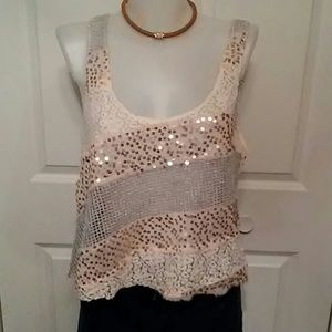 FREE PEOPLE Crop Tank